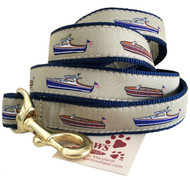Classic Power Boat Dog Leash