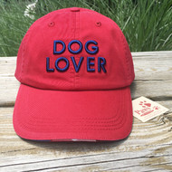 Red Dog Lover Hat