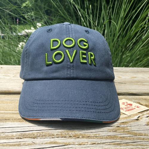 Dog Lover Baseball Hat