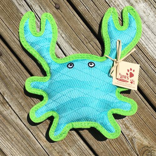 Blue Crab Tough Dog Toy