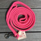 Pink Boating Line Dog Leash