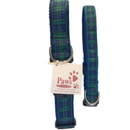 Tartan Plaid Doc Collars
