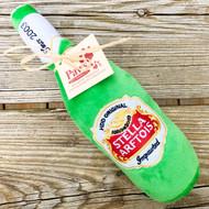 Stella Arftois Dog Beer Toy