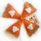 Pumpkin Pie Catnip Toys