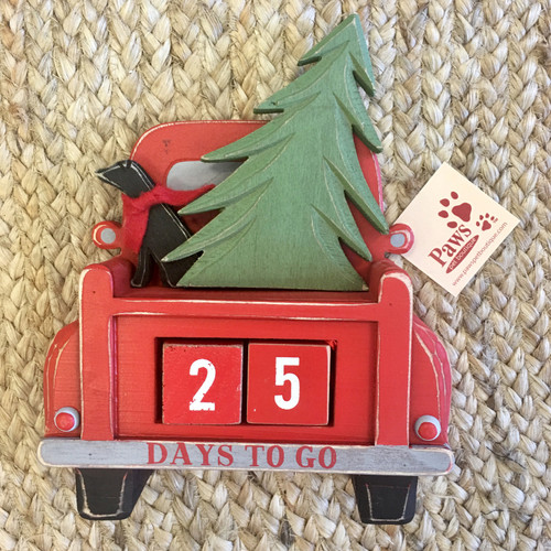Block Countdown Until Christmas