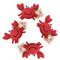 Red Crab Dog Toys