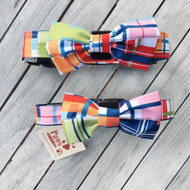 Dog Collars with Removable Bow Tie