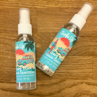 Surf Wax Hand Sanitizer with Alcohol