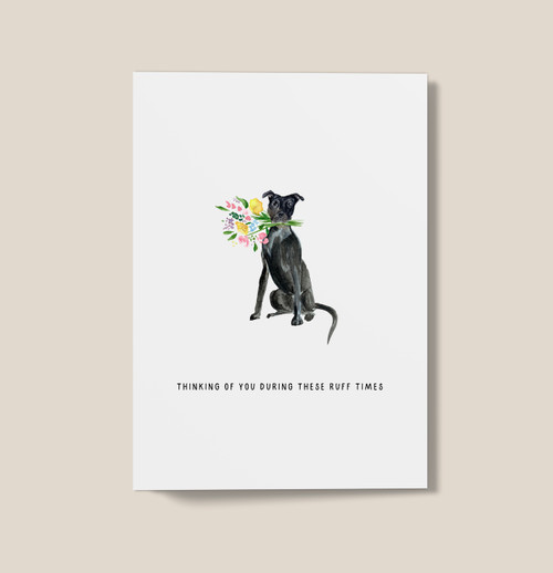 Oakley Pick-Me-Up Dog Card
