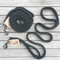 Rope leash with 2nd Traffic Handle