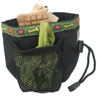 Training Treat and Pick-up Bag Pouch