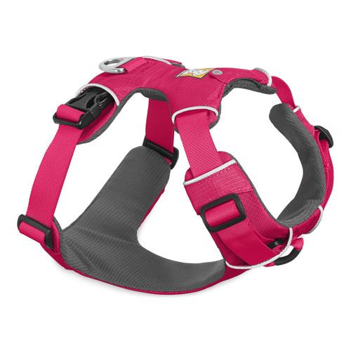 Pink 2-ring Dog Walking Harness