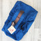 Canvas Pet Tote in Blue