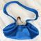 Blue Pet Messenger Bag