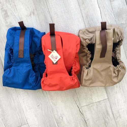 Messenger Bags to Tote Your Pets