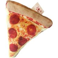 Pizza Dog Toy