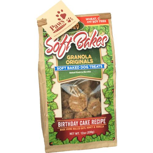 Soft Birthday Cake Dog Treats