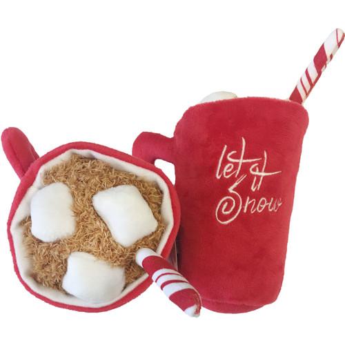 Mug of Hot Chocolate Dog Toys