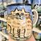 Fluffy Orange Tabby Cat Mug