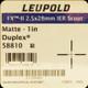 Leupold - FX-II Scout - 2.5x28mm - Matte - Duplex - 58810