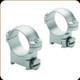 "Leupold - Ringmount - 1"" - Medium - Sako - Silver - 51719"