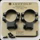 Ringmounts - 30mm - Sako - Super High - Matte