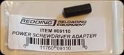 Redding - Power Screw Driver/Drill Adapter - 09110