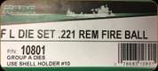 RCBS - Full Length Dies - 221 Rem Fireball - 10801