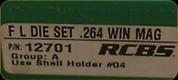 RCBS - Full Length Dies - 264 Win Mag - 12701