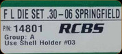 RCBS - Full Length Dies - 30-06 Springfield - 14801