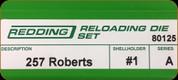 Redding - Full Length Sets - 257 Roberts - 80125