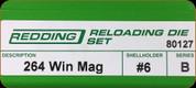 Redding - Full Length Sets - 264 Win Mag - 80127
