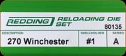 Redding - Full Length Sets - 270 Win - 80135