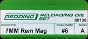 Redding - Full Length Sets - 7mm Rem Mag - 80136