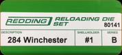 Redding - Full Length Sets - 284 Win - 80141