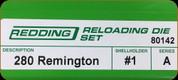 Redding - Full Length Sets - 280 Rem - 80142