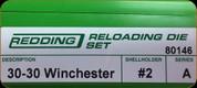 Redding - Full Length Sets - 30/30 Win - 80146