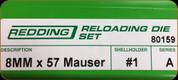 Redding - Full Length Sets - 8x57 Mauser - 80159