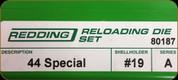 Redding - Full Length Sets - 44 Special - 80187