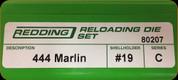 Redding - Full Length Sets - 444 Marlin - 80207