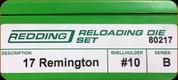 Redding - Full Length Sets - 17 Rem - 80217