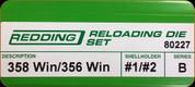 Redding - Full Length Sets - 358 Win/356 Win - 80227