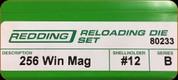 Redding - Full Length Sets - 256 Winchester Mag - 80233