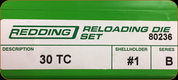 Redding - Full Length Sets - 30 TC - 80236