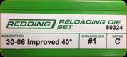 Redding - Full Length Sets - 30-06 AI - 80324