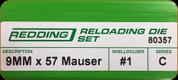 Redding - Full Length Sets - 9mmx57 Mauser - 80357