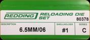 Redding - Full Length Sets - 6.5mm/06 - 80378