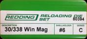 Redding - Full Length Sets - 30-338 Win Mag - 80394