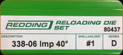 Redding - Full Length Sets - 338-06 AI - 80437