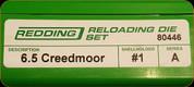 Redding - Full Length Sets - 6.5 Creedmoor - 80446